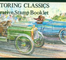 1989 MOTORING BOOKLET
